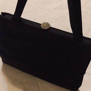 Vintage Satin Bag by Josef